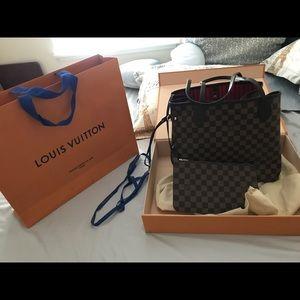 Louis Vuitton Bags - Brand new Louis Vuitton Neverfull MM